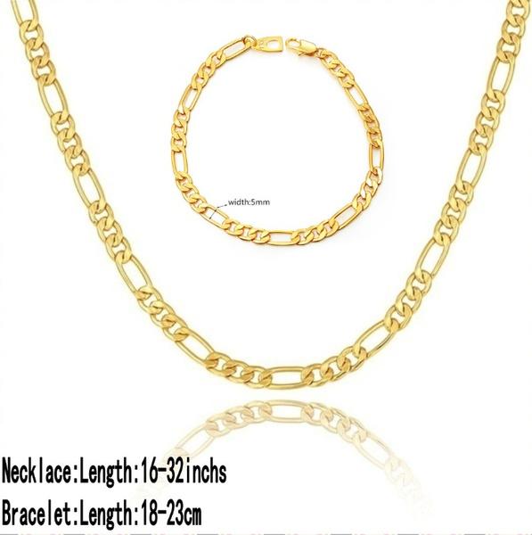 Charm Bracelet, golden, necklaces for men, gold