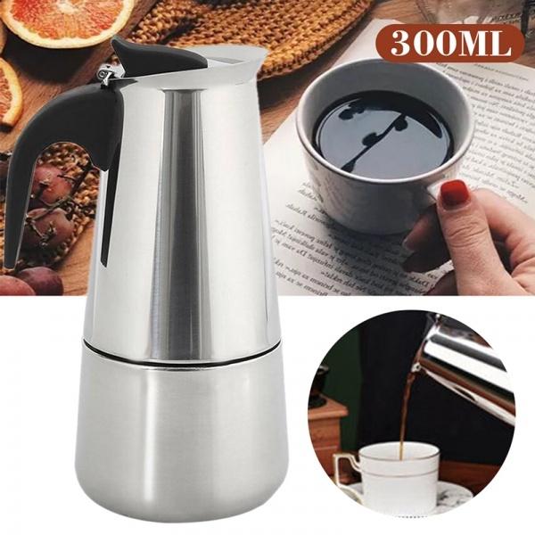 Steel, Coffee, Fashion, espressomachine