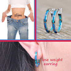 Steel, Hoop Earring, Jewelry, healthampbeauty