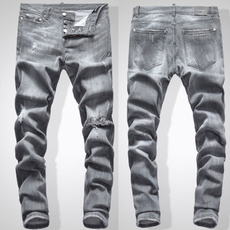 men jeans, dsq2jean, Waist, pants