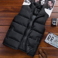 Fashion, Vest, Plus Size, Men's vest