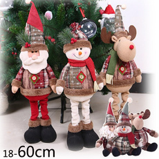 Decor, plaid, Christmas, Gifts