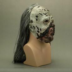 scary, zombiemask, whisperersbeta, walkingdead