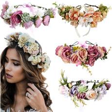 bridehairband, bohemia, Garland, crown