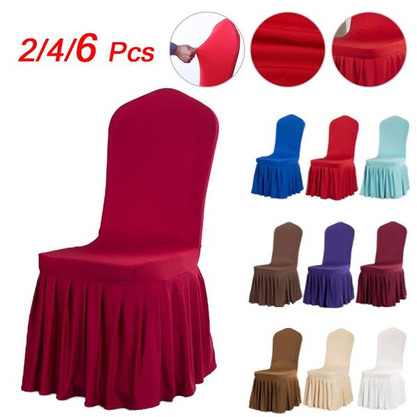 chaircover, Fashion, Spandex, ruffled