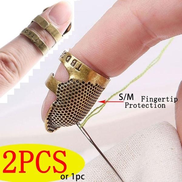 sewingknittingsupplie, thimblering, fingerthimble, sewingfingerprotector