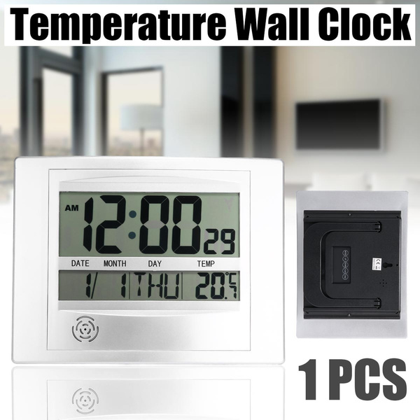 temperaturewallclock, Decor, Office, digitalwallclock