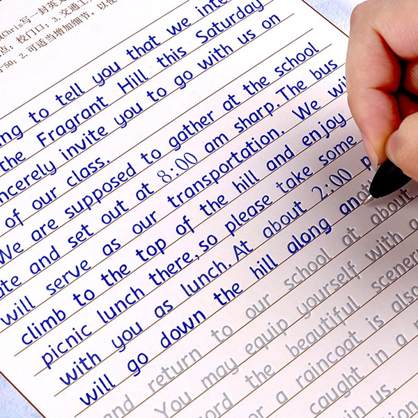 calligraphybook, Book, letteringcalligraphybook, copybook