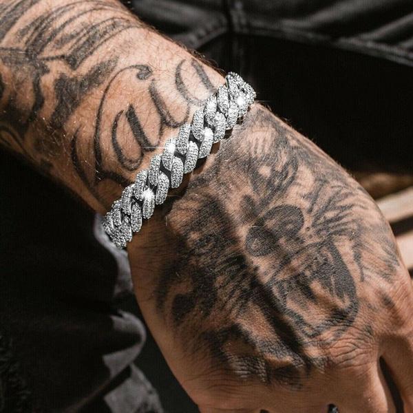 Heavy, Steel, hip hop jewelry, gold