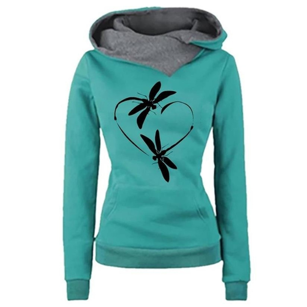 Heart, Fashion, pullover hoodie, Sports & Outdoors