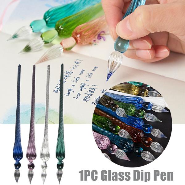 dippingpen, paintingpen, Glass, signaturepen