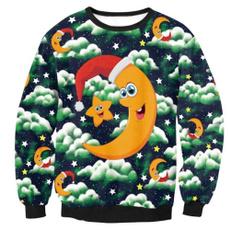 Fashion, Christmas, teenclothe, Long Sleeve