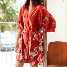 kimonobathrobe, Fashion, womansleepwear, weddingrobe