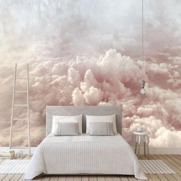 pink, Decorazione, Hotel, forbedroom