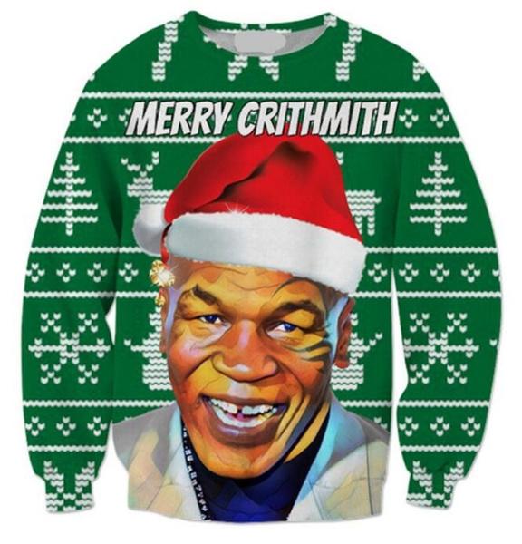Funny, Fashion, unisex clothing, Christmas