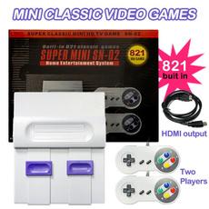 Mini, Console, Hdmi, Classics