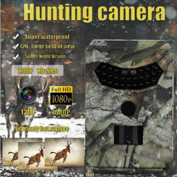 fotocamera, microcamera, Outdoor, Hunting