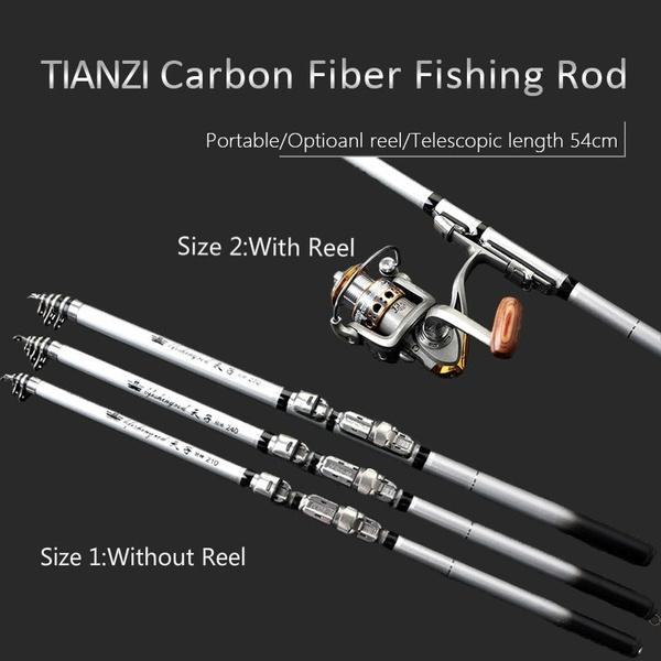 Fiber, seafishingrod, fishingrod, telescopicfishingrod