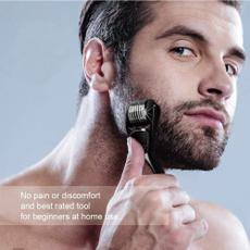 beardtool, beardgrowthroller, bearddermaroller, facial