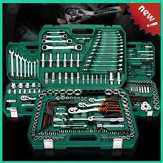 case, Plastic, werkzeugkoffer, ratchetstoolbox
