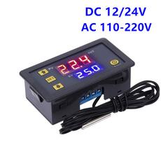 Mini, w3230temperaturecontroller, led, temperaturecontroller