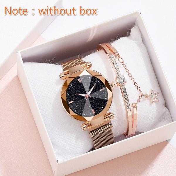 Box, Steel, quartz, Jewelry