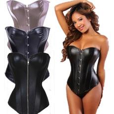 corset top, Goth, Plus Size, Waist