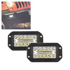 carworklight, led, 6inchworklight, Mount