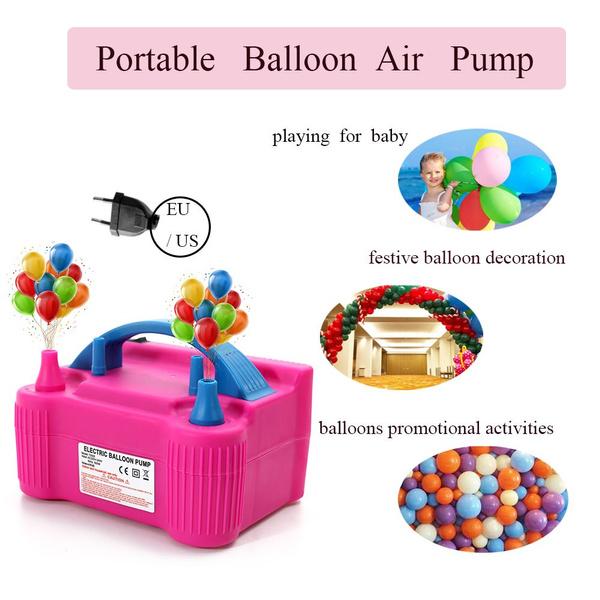 balloontool, airbedpump, balloonblowerpump, Electric