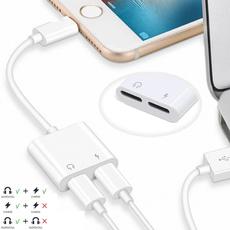 iphonesplitter, IPhone Accessories, lightningtoearphone, charger