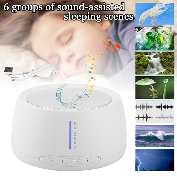sleepmeter, soundrelaxationmachine, whitenoisemachine, Home & Living
