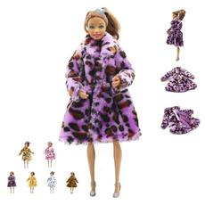 Barbie Doll, cute, Fashion, fur