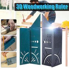 Multifunctional tool, rulerandcompa, Tool, woodworkingruler