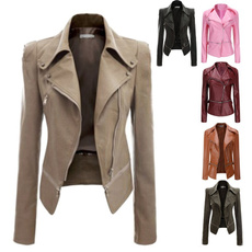 motorcyclejacket, shortcoat, cardigan, Sleeve