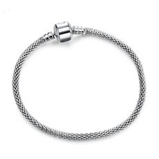 Beaded Bracelets, Moda, Joias, Chain