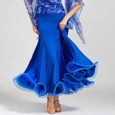 womendancewear, ballroomskirt, Ballroom, tangoskirt