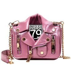 Shoulder Bags, Fashion, Jacket, Chain