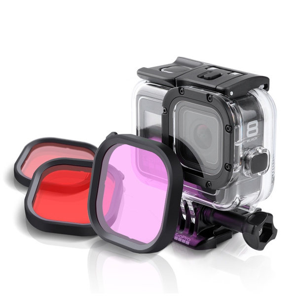 Color Correction & Compensation Filters QKOO Sea Water Diving ...