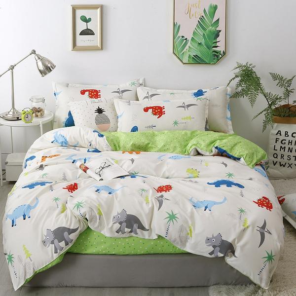beddingkingsize, King, beddingqueensize, Dinosaur