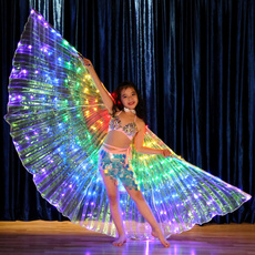 led, bellydanceprop, Costume, Belly Dance