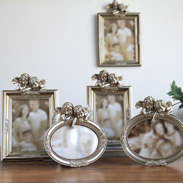 White Gold, Pictures, cupidphotoframe, angelframe
