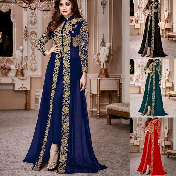 Plus Size, achkanstyle, dresssuit, Long Sleeve