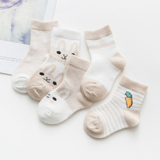 Summer, Cotton Socks, Cotton, Spring