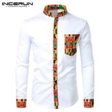 suitshirt, Dress Shirt, Casual, Long Sleeve