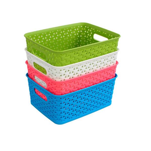 Plastic, portable, storagebasket, plasticsmallbathbasket