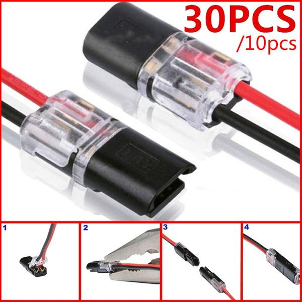 splice, Cables & Connectors, noweldingconnector, springclamp
