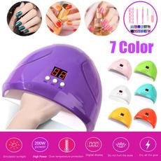 nailuvlight, Nails, naillamp, led