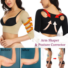armslimmersleevelet, posturecorrection, posturesupport, Women's Fashion