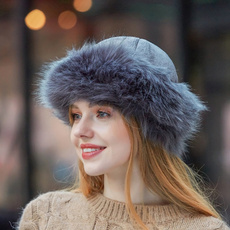 Warm Hat, windproofhat, fur, Winter