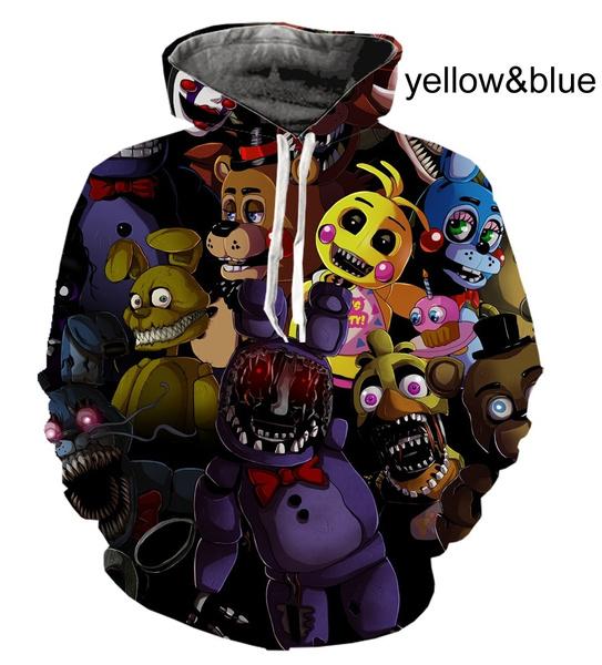 Funny, Fleece, hooded, Men